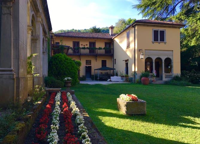 Splendida e accogliente casa - Albavilla - Hus
