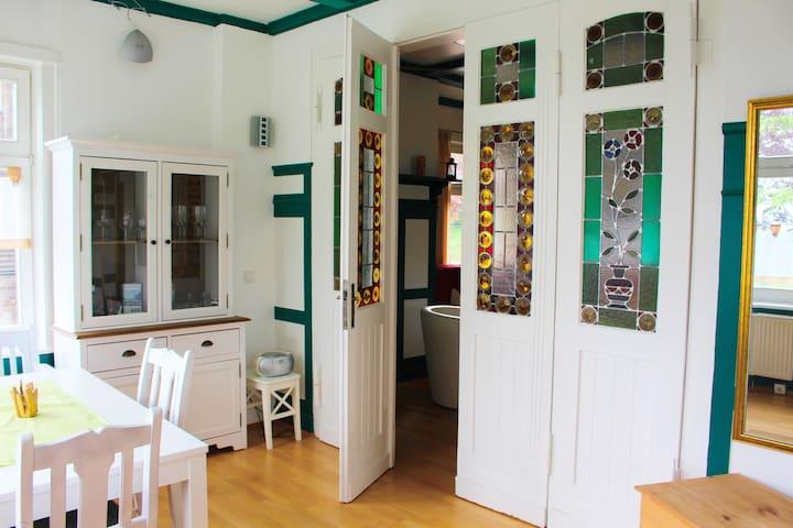 Villa Parkblick Ferienwohnung 3 - Oberhof - Villa