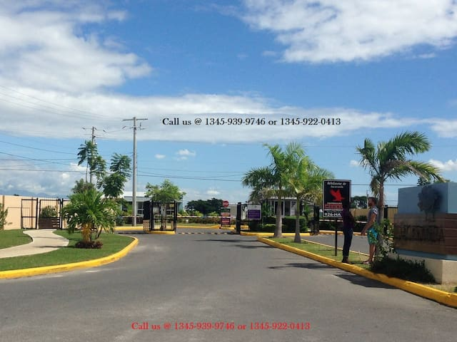 Beautiful two bedroom in a gated community - Spanish Town - Dom