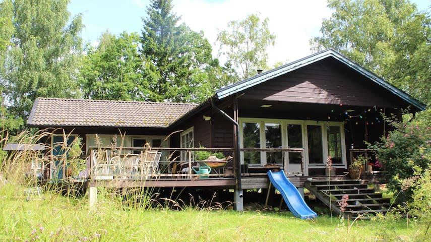 Fårgångsö - Norrtälje SO - Haus