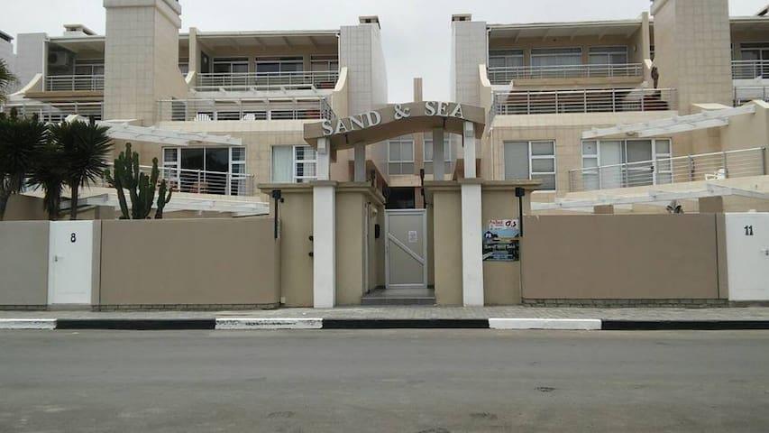 Sand & Sea Flat - Swakopmund - Appartement