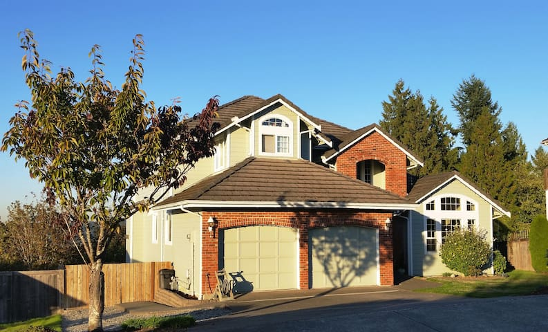 Patio Apartment at The Point - Puyallup - Apartmen