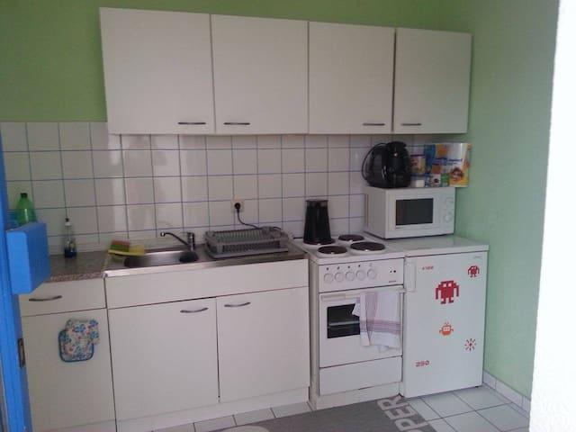 Anliegerwohnung zur Vermietung - Nackenheim - Departamento