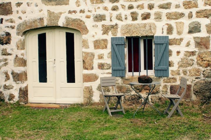 appartement de plein pied à la montagne - Lachapelle-Graillouse - Departamento