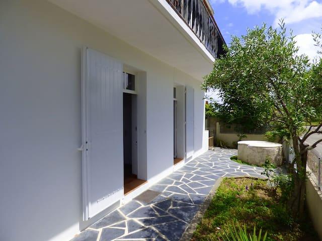 Logement deux pièces terrasse proche océan - Saint-Hilaire-de-Riez