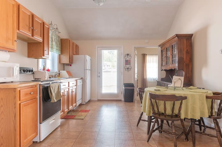 Private In-Law Apartment - Tewksbury - Casa