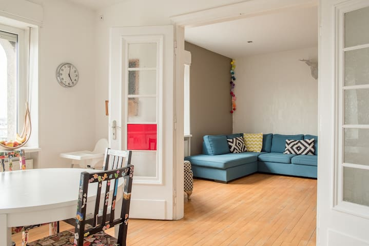 Charming Apartment   Centre-Gare - Luxembourg