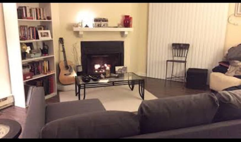 Cute and cozy, 1 bedroom apartment - Naperville