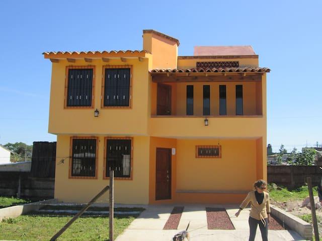 Casa 3 recam Xico, Veracruz, México - Xico - Huis