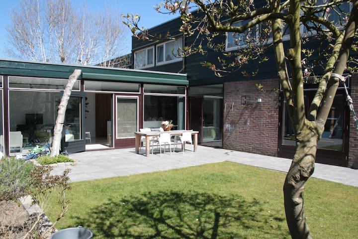 Family House with Garden - Woerden - Dom