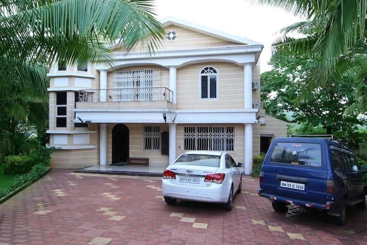 Rejuvenate in a luxurious Villa amidst nature - Thane