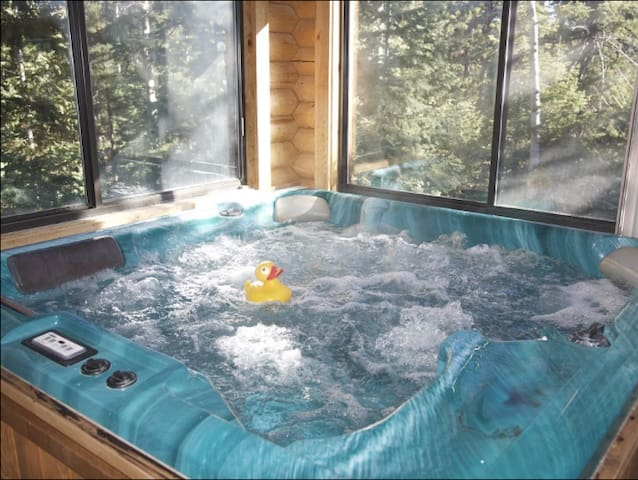 Luxurious Spa Cabin - Duck Creek Village - Stuga
