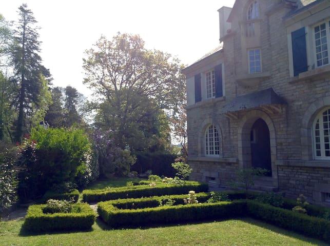 Villa St Roch à Rochefort-en-terre - Rochefort-en-Terre - Villa