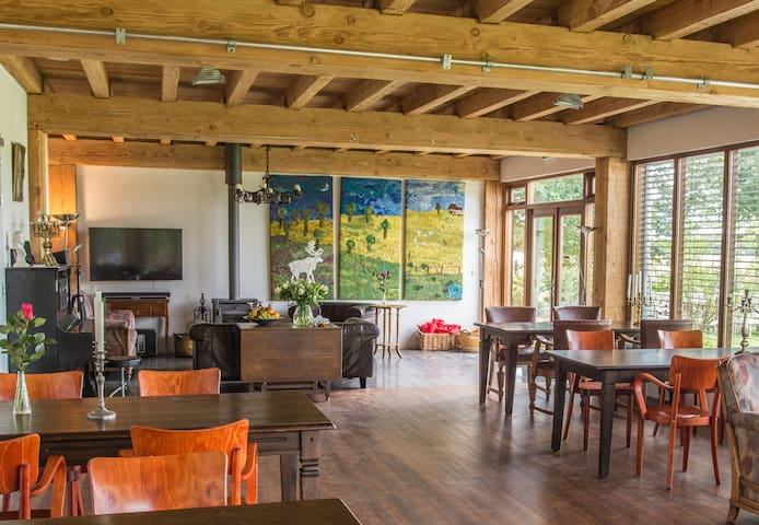 B&B De Luijenbergh - Oud Gastel - Bed & Breakfast