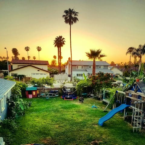 Family Beach Home - インペリアルビーチ - 一軒家