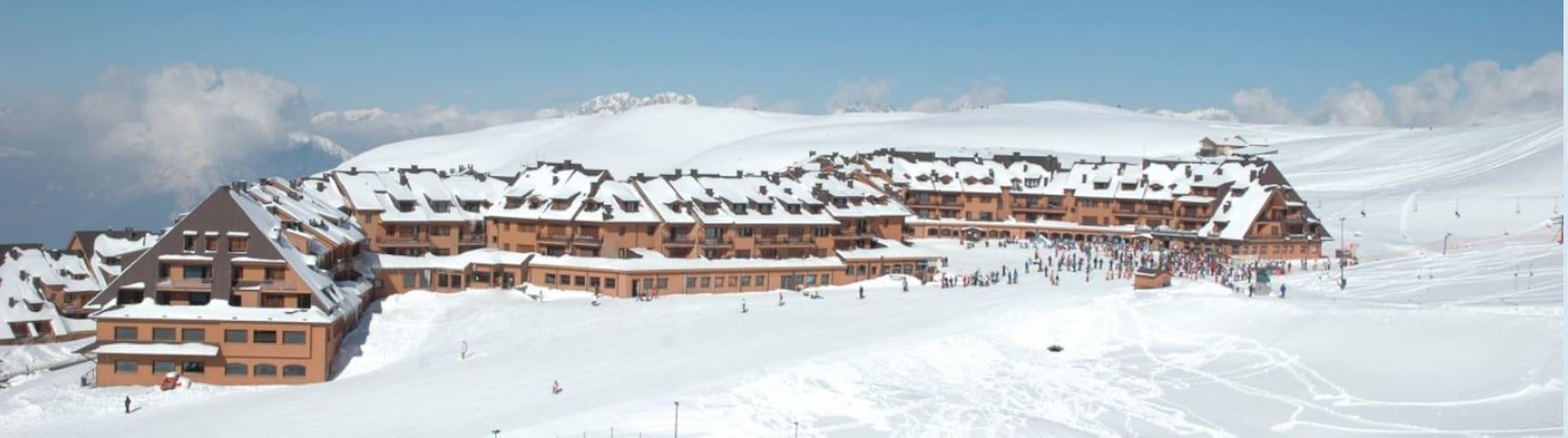 Monte Campione Family Apartment - Artogne - Daire