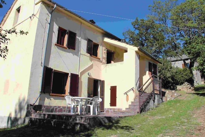 Maison indépendante au coeur du val d'Arda - Morfasso - Rumah