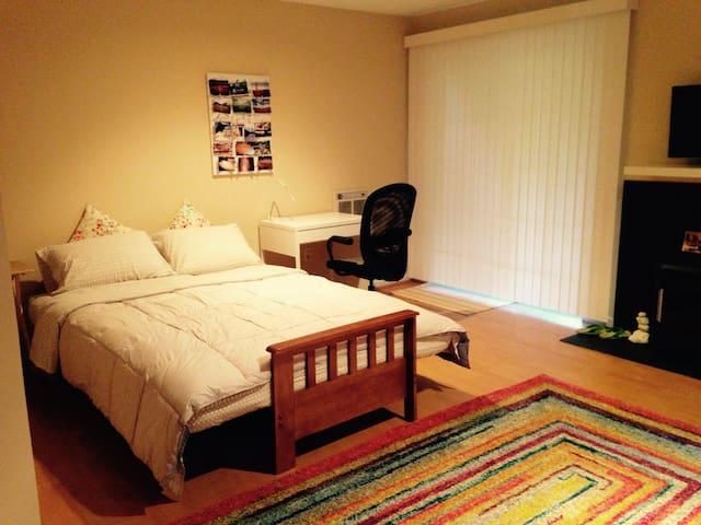 Cozy room in Ellicott City - Ellicott City - Adosado