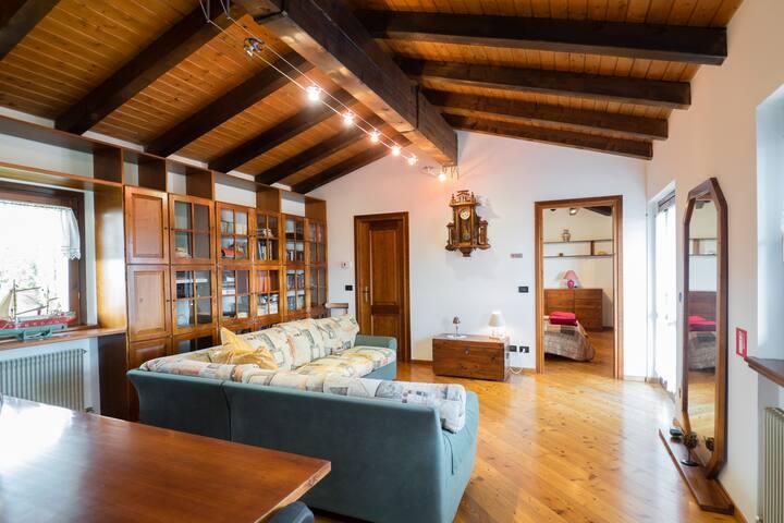 Cosy suite, S.Daniele ham breakfast - Caporiacco