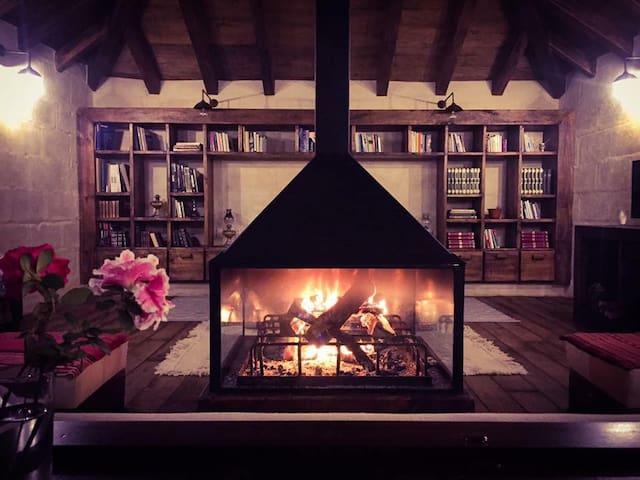 Cabaña Suite en el Bosque - Mazamitla - Mazamitla - Loft