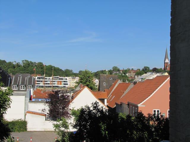 Mittendrin und doch für sich - Flensburg - Apartemen