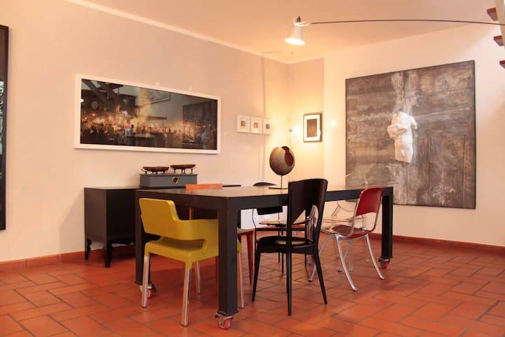 Casa Michelangelo - Montecchio Emilia - Leilighet