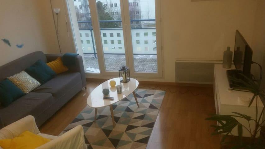 Bel appartement - proche du centre - Orléans - 公寓