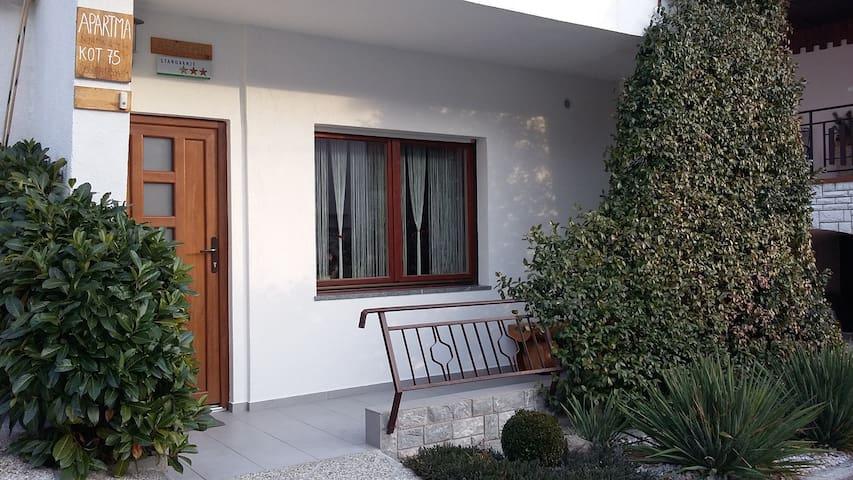 Apartma Bovec Norma - Bovec - Departamento