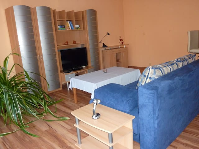 Komfortable 1-Zimmer Apartment am Elberadweg - Bleckede - 公寓