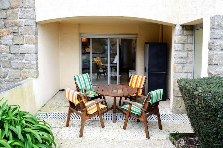 Appartement 47m2 à 200 m plage - Saint-Quay-Portrieux - Apartamento