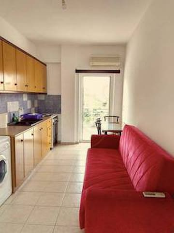 two room apartment near the university of Patras - Rio - Lägenhet