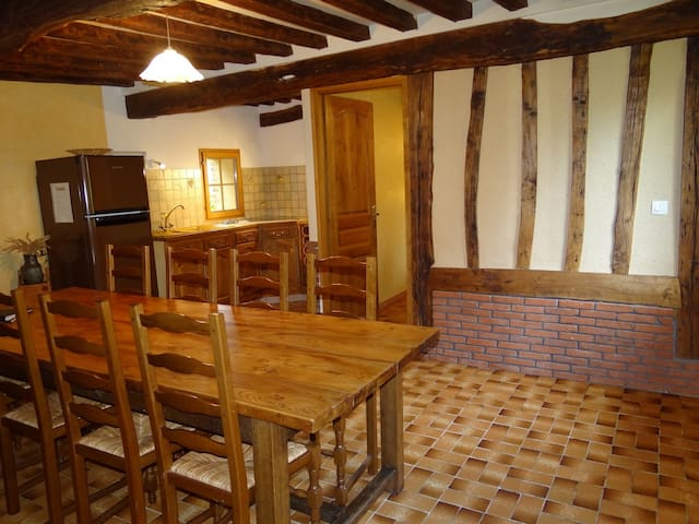 Maison Normande Du Nouveau Monde - Hautot-l'Auvray - Casa