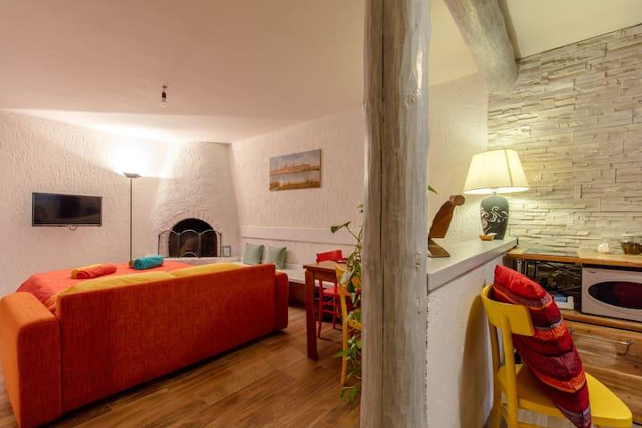 Sunny Tavern near Lake - Padenghe Sul Garda - Appartement