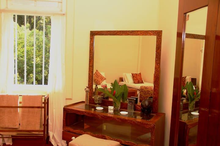 Aaaryaana Garden Villa First Floor Tripple Room - Weligama - Leilighet