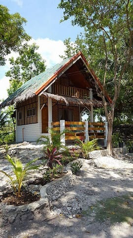 Chalet Cassandra/Ceiling fan w/ Kitchen/Furnished - Moalboal - Bungalow