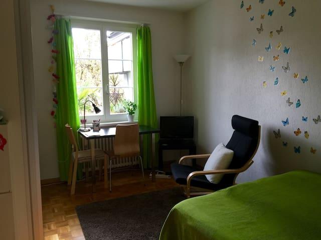 Gemütliches Zimmer, Zentrum Baden - Baden