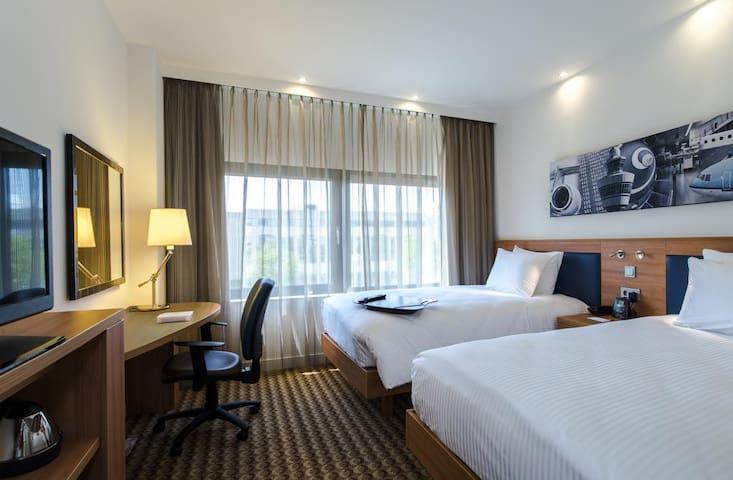 Hampton by Hilton hotel amsterdam - Amszterdam
