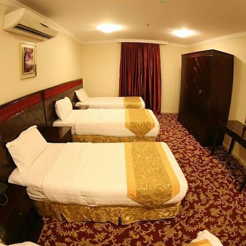 Book your room near Harm in Makkha - Makka  - 公寓