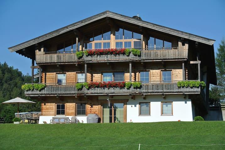 Appartement Seespitz - Gemeinde Scheffau am Wilden Kaiser - Appartement
