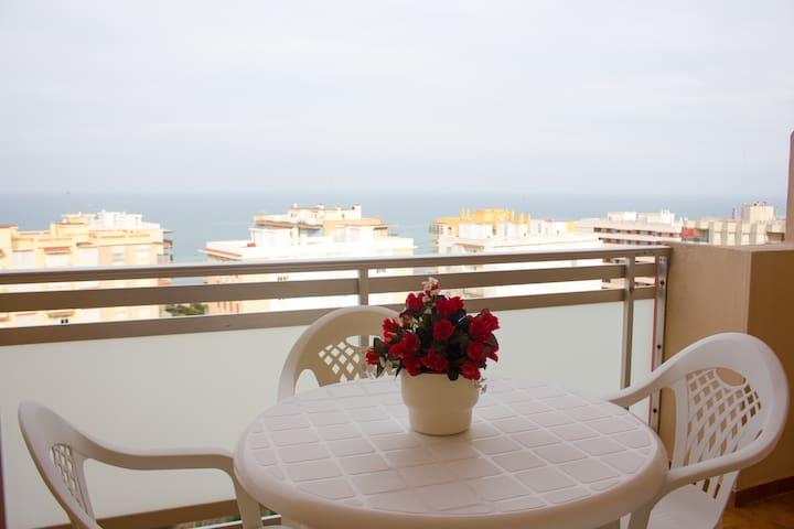 Amplio apartamento junto a la playa - Mareny Blau - Byt