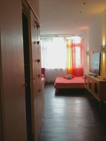 Chiemgau - barrierefrei und zentral - Prien am Chiemsee - Apartamento