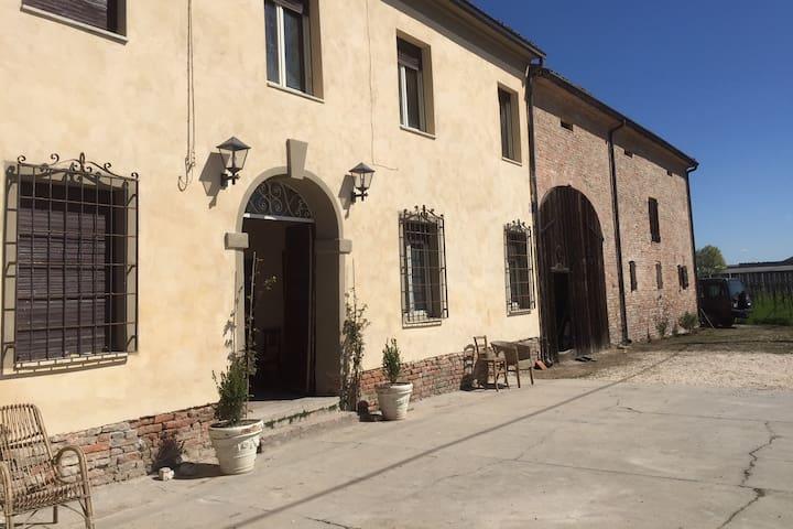 La casa dei Prugni - Boretto - Huis