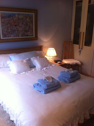 Double room…Malahide (Near Dublin Airport) - Malahide - Appartement