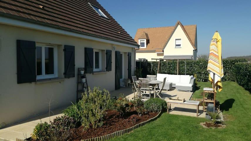 Agréable maison en Normandie - Cheux - Casa