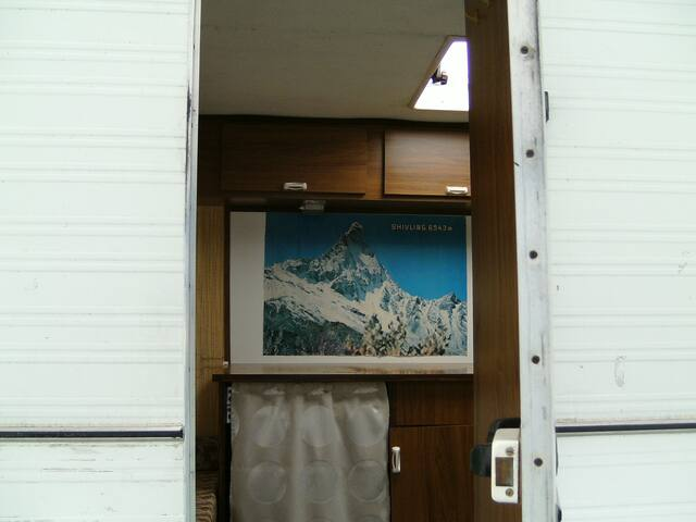 Camper/Caravan - Senohraby - Camper