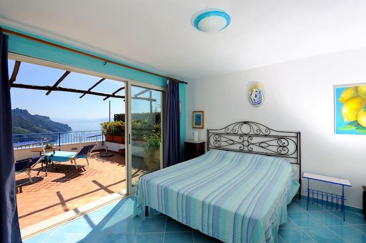 BB Ravello Houses vista espetacular - Ravello - Apartamento