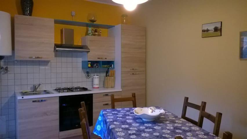 Grazioso bilocale con giardino - Boleto - Apartamento
