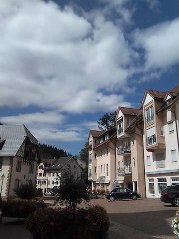 Nice guest room in town center of Hornberg. - Hornberg
