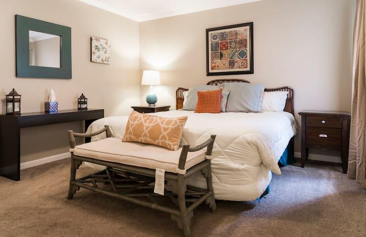 Comfort & quiet: 4 bed 2 bath - Baton Rouge - Haus
