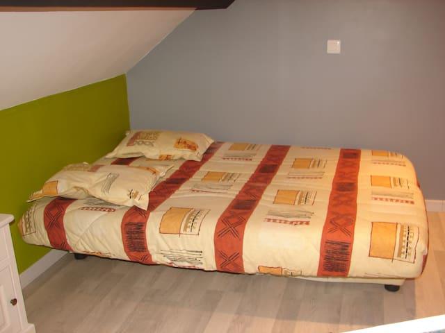 Chambre agréable proche du circuit des 24h - Changé - Casa